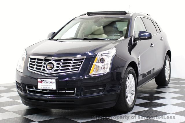 2014 Cadillac SRX CERTIFIED SRX4 AWD LUXURY COLLECTION CAMERA NAVI - 16581567 - 0