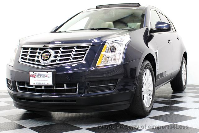 2014 Cadillac SRX CERTIFIED SRX4 AWD LUXURY COLLECTION CAMERA NAVI - 16581567 - 13