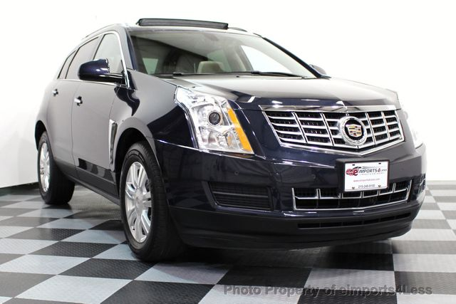 2014 Cadillac SRX CERTIFIED SRX4 AWD LUXURY COLLECTION CAMERA NAVI - 16581567 - 14