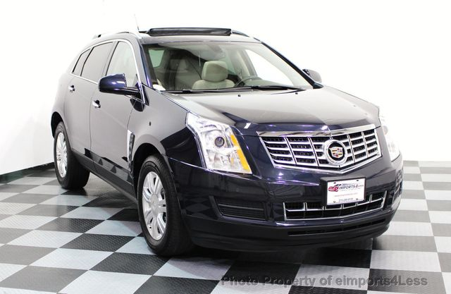 2014 Cadillac SRX CERTIFIED SRX4 AWD LUXURY COLLECTION CAMERA NAVI - 16581567 - 1