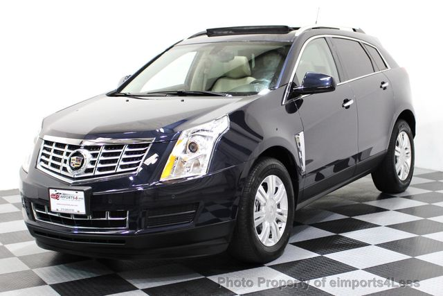 2014 Cadillac SRX CERTIFIED SRX4 AWD LUXURY COLLECTION CAMERA NAVI - 16581567 - 25