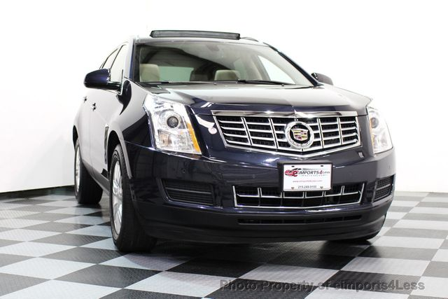 2014 Cadillac SRX CERTIFIED SRX4 AWD LUXURY COLLECTION CAMERA NAVI - 16581567 - 26