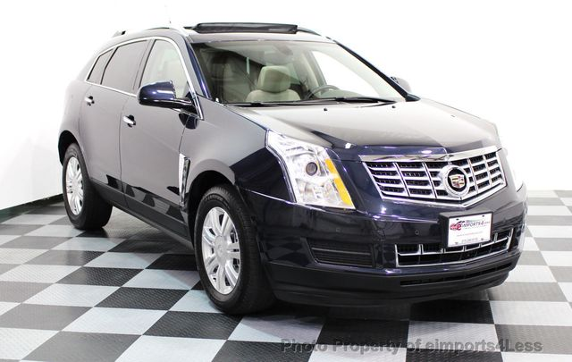 2014 Cadillac SRX CERTIFIED SRX4 AWD LUXURY COLLECTION CAMERA NAVI - 16581567 - 27