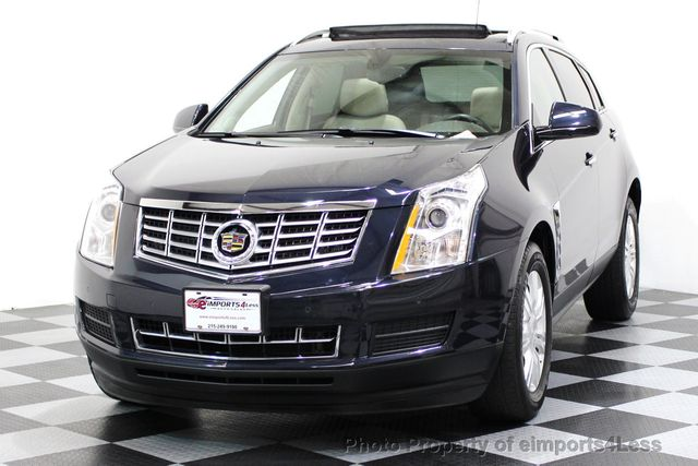 2014 Cadillac SRX CERTIFIED SRX4 AWD LUXURY COLLECTION CAMERA NAVI - 16581567 - 28