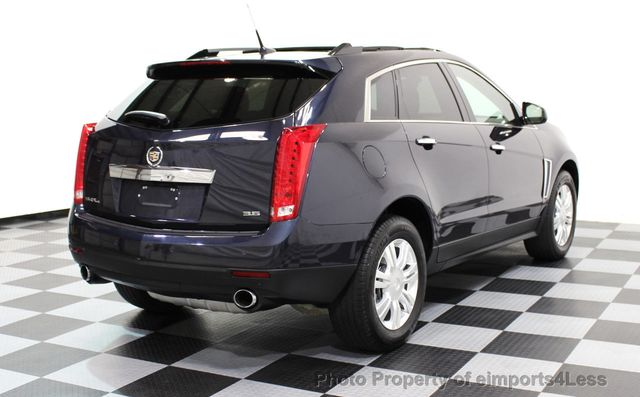 2014 Cadillac SRX CERTIFIED SRX4 AWD LUXURY COLLECTION CAMERA NAVI - 16581567 - 2