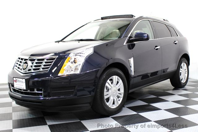 2014 Cadillac SRX CERTIFIED SRX4 AWD LUXURY COLLECTION CAMERA NAVI - 16581567 - 40
