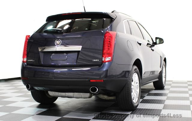 2014 Cadillac SRX CERTIFIED SRX4 AWD LUXURY COLLECTION CAMERA NAVI - 16581567 - 41