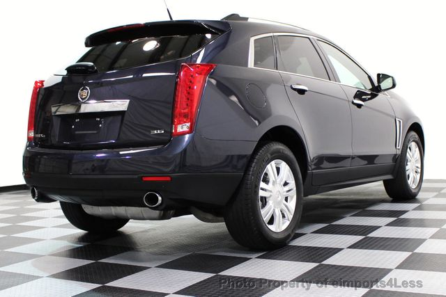 2014 Cadillac SRX CERTIFIED SRX4 AWD LUXURY COLLECTION CAMERA NAVI - 16581567 - 42