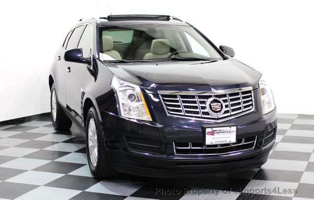 2014 Cadillac SRX CERTIFIED SRX4 AWD LUXURY COLLECTION CAMERA NAVI - 16581567 - 43