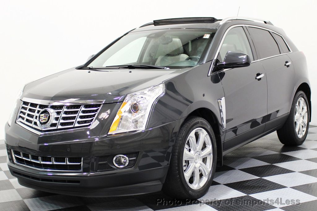 2014 Used Cadillac Srx Certified Srx4 Awd Performance