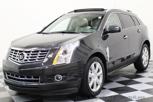Used Cadillac Suv >> 2014 Used Cadillac Srx Certified Srx4 Awd Performance