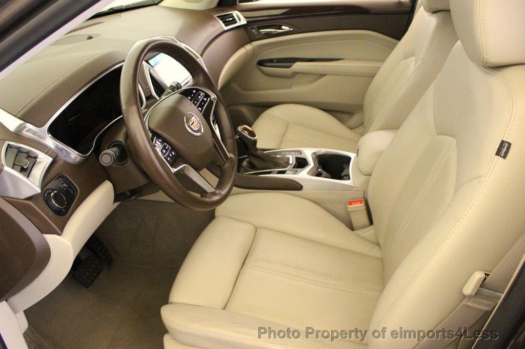 2008 Cadillac Srx Interior Colors