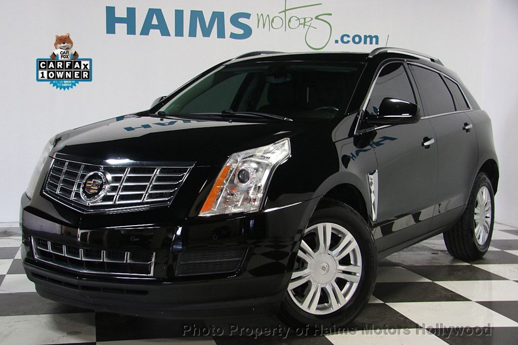 2014 Cadillac SRX FWD 4dr Luxury Collection - 17089167 - 0
