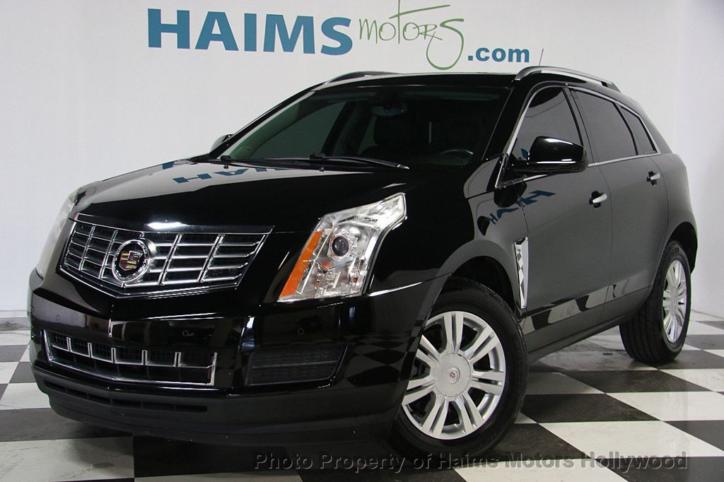 2014 Used Cadillac Srx Fwd 4dr Luxury Collection At Haims