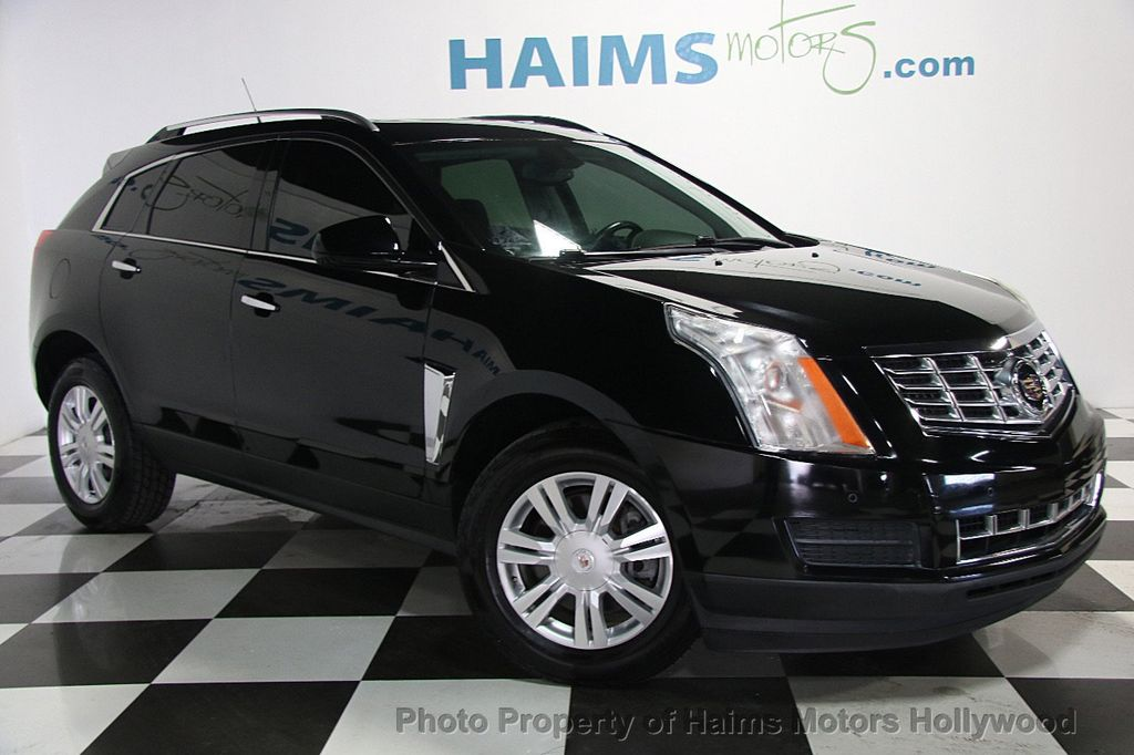 2014 Cadillac SRX FWD 4dr Luxury Collection - 17089167 - 3