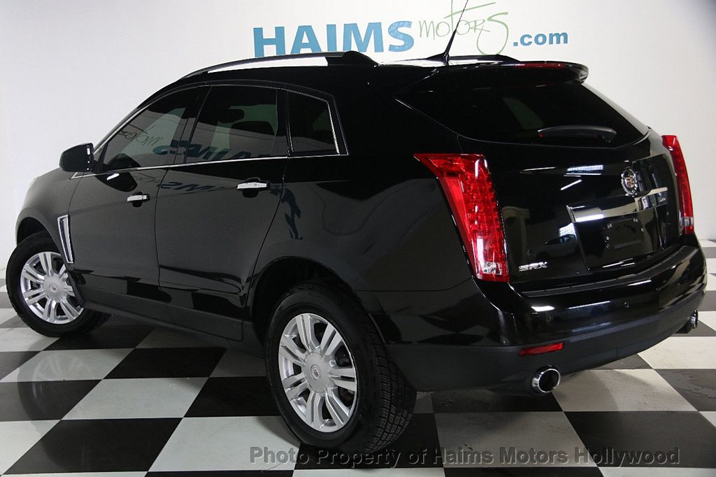 2014 Cadillac SRX FWD 4dr Luxury Collection - 17089167 - 4