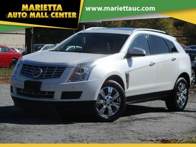 2014 Cadillac SRX FWD 4dr Luxury Collection SUV