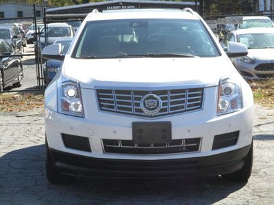 2014 Cadillac SRX FWD 4dr Luxury Collection - Click to see full-size photo viewer