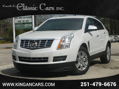 2014 Cadillac SRX FWD Luxury Collection w/Navigation SUV