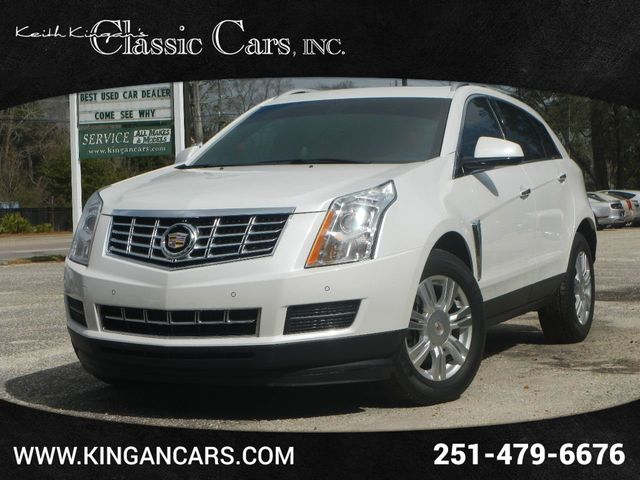 2014 Cadillac SRX FWD Luxury Collection w/Navigation