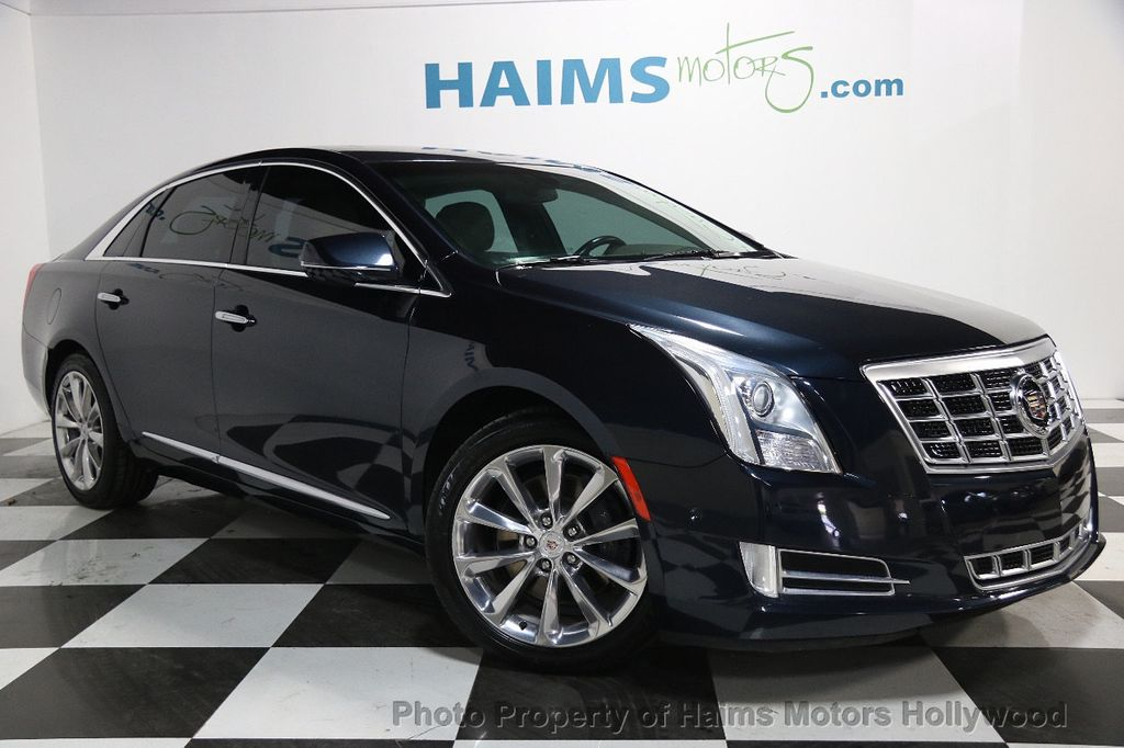 2014 Cadillac XTS 4dr Sedan Luxury FWD   16172926   2