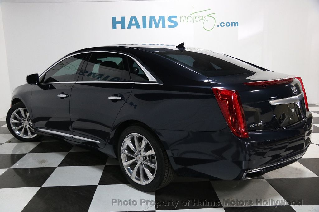 2014 used cadillac xts 4dr sedan luxury fwd at haims motors serving fort lauderdale hollywood. Black Bedroom Furniture Sets. Home Design Ideas