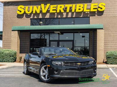 2014 Used Chevrolet Camaro 2dr Convertible LT w/1LT at Sunvertibles Serving  Franklin & Nashville, TN, IID 18685953
