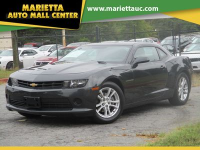 2014 Chevrolet Camaro 2dr Coupe LS w/2LS