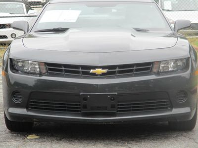 2014 Chevrolet Camaro 2dr Coupe LS w/2LS - Click to see full-size photo viewer
