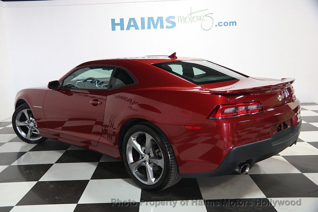 Miami Used Chevrolet >> 2014 Used Chevrolet Camaro 2dr Coupe LT w/1LT at Haims Motors Serving Fort Lauderdale, Hollywood ...