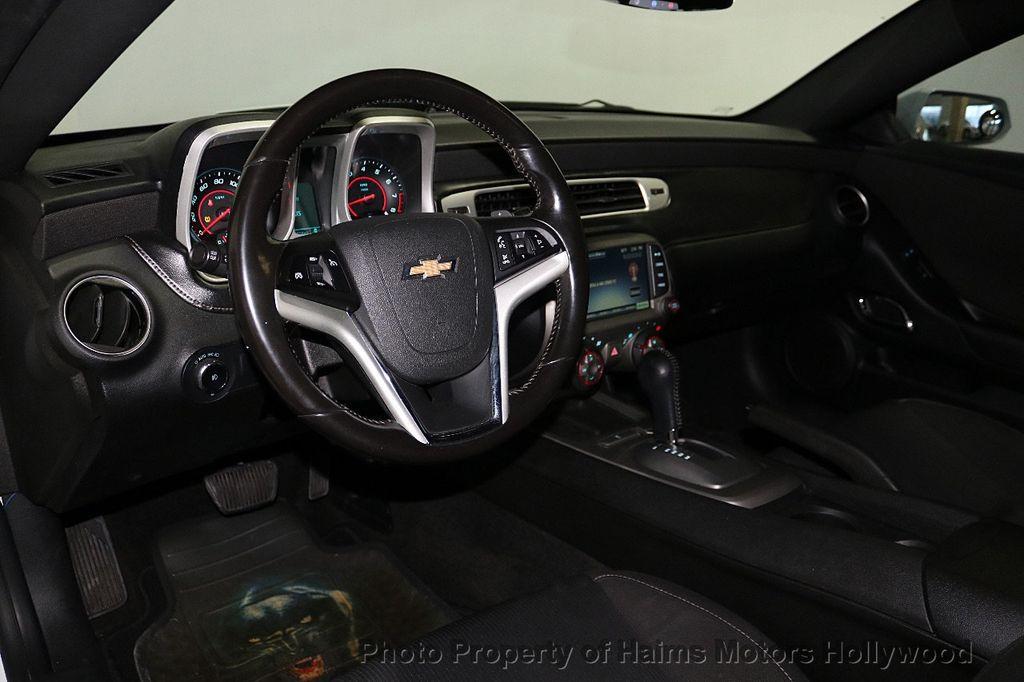 2014 Chevrolet Camaro 2dr Coupe LT w/1LT - 18675934 - 14