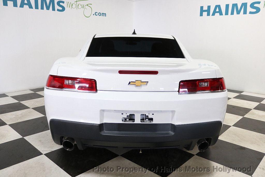 2014 Chevrolet Camaro 2dr Coupe LT w/1LT - 18675934 - 5