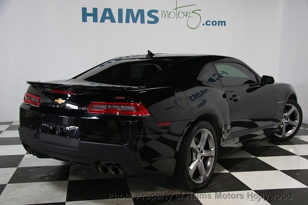 2014 Chevrolet Camaro 2dr Coupe SS w/2SS - 16906382 - 6