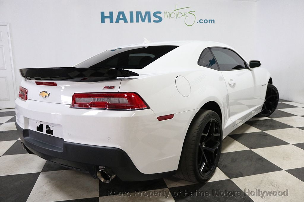 2014 Chevrolet Camaro 2dr Coupe SS w/2SS - 17900552 - 6