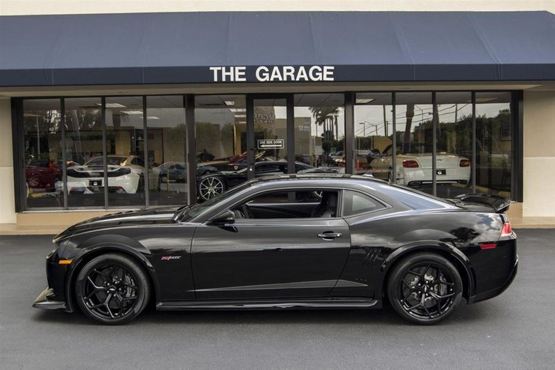 2014 Chevrolet Camaro 2dr Coupe Z/28 - Click to see full-size photo viewer
