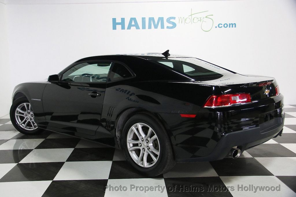 2014 used chevrolet camaro ls at haims motors serving fort lauderdale hollywood miami fl iid. Black Bedroom Furniture Sets. Home Design Ideas