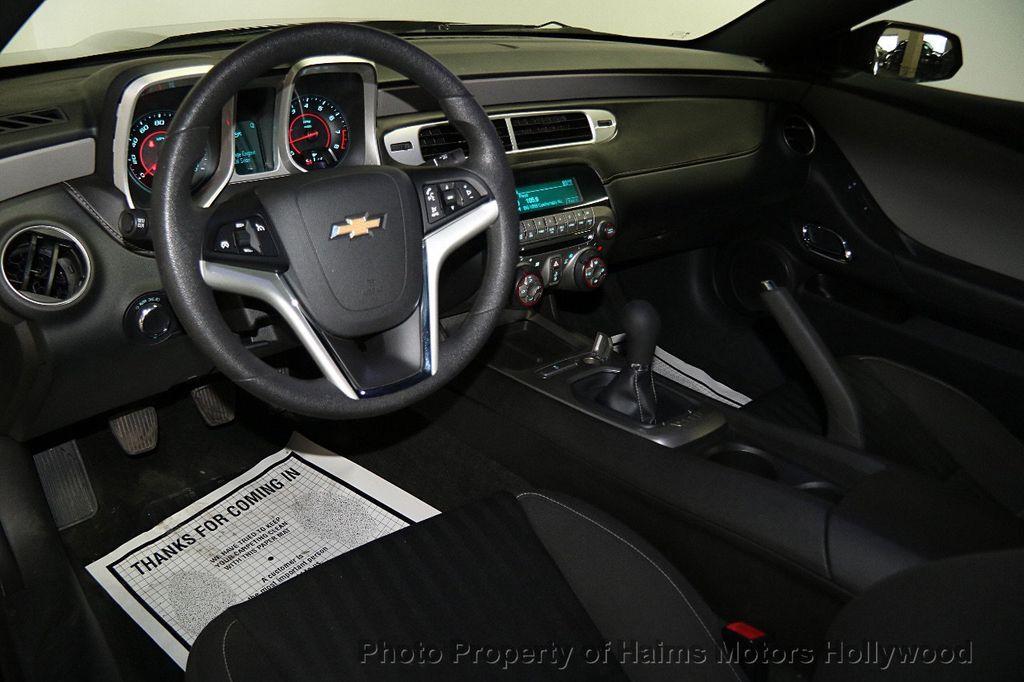 2014 Used Chevrolet Camaro Ls At Haims Motors Hollywood Serving Fort Lauderdale Hollywood