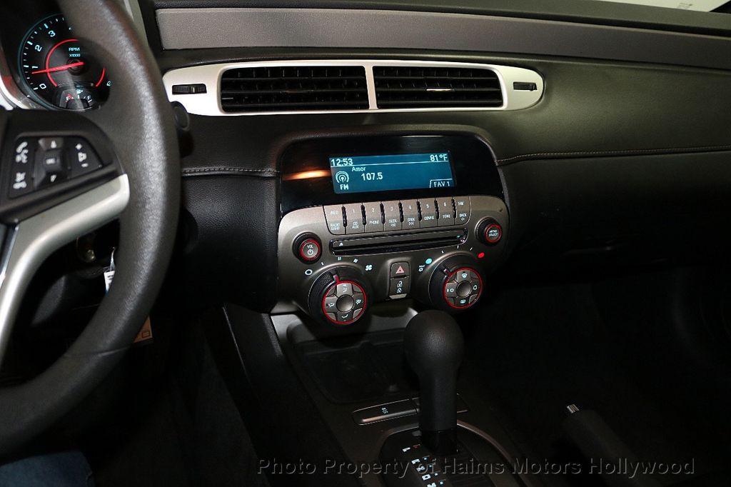 2014 Chevrolet Camaro LS - 18602878 - 15