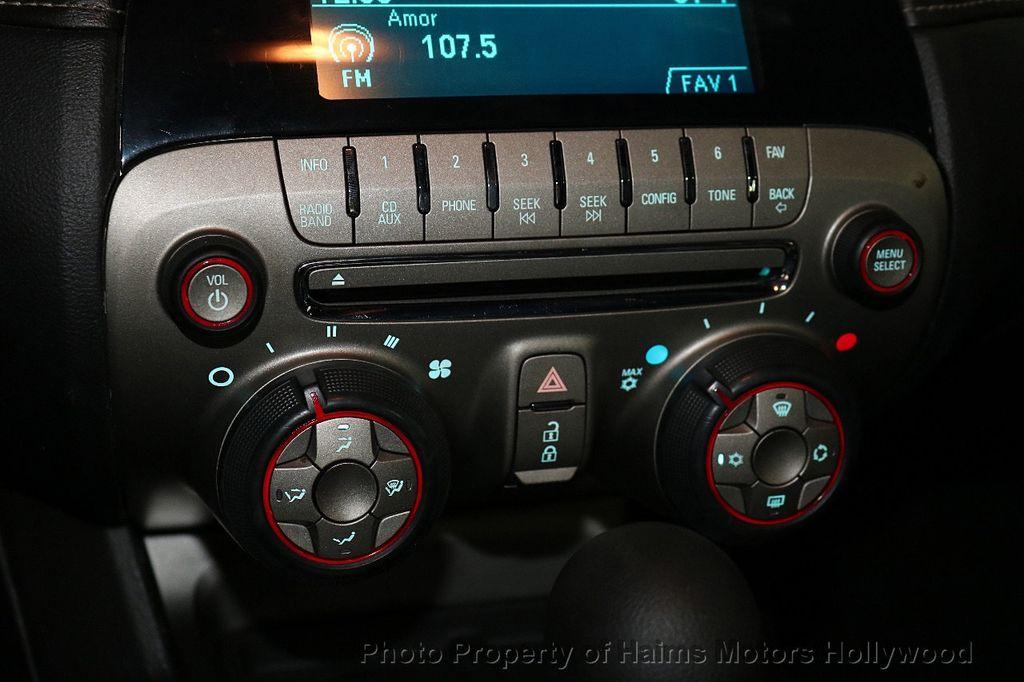 2014 Chevrolet Camaro LS - 18602878 - 16
