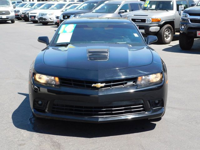 2014 Used Chevrolet Camaro SS Coupe w/ 2SS Pkg 6 Spd MT 1-Owner at Jim's  Auto Sales Serving Harbor City, CA, IID 19246204