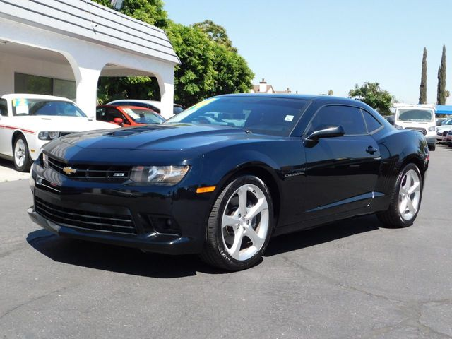 2014 Used Chevrolet Camaro Ss Coupe W 2ss Pkg 6 Spd Mt 1 Owner At Jim S Auto Sales Serving Harbor City Ca Iid 19246204