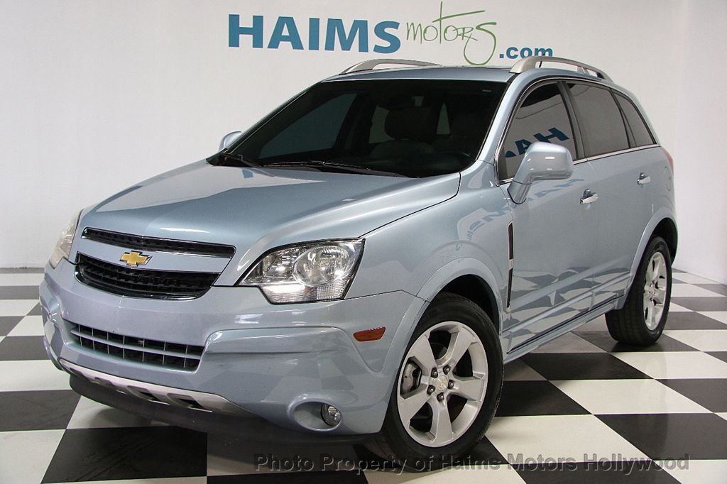 2014 Used Chevrolet Captiva Sport Fwd 4dr Ls W1ls At Haims Motors
