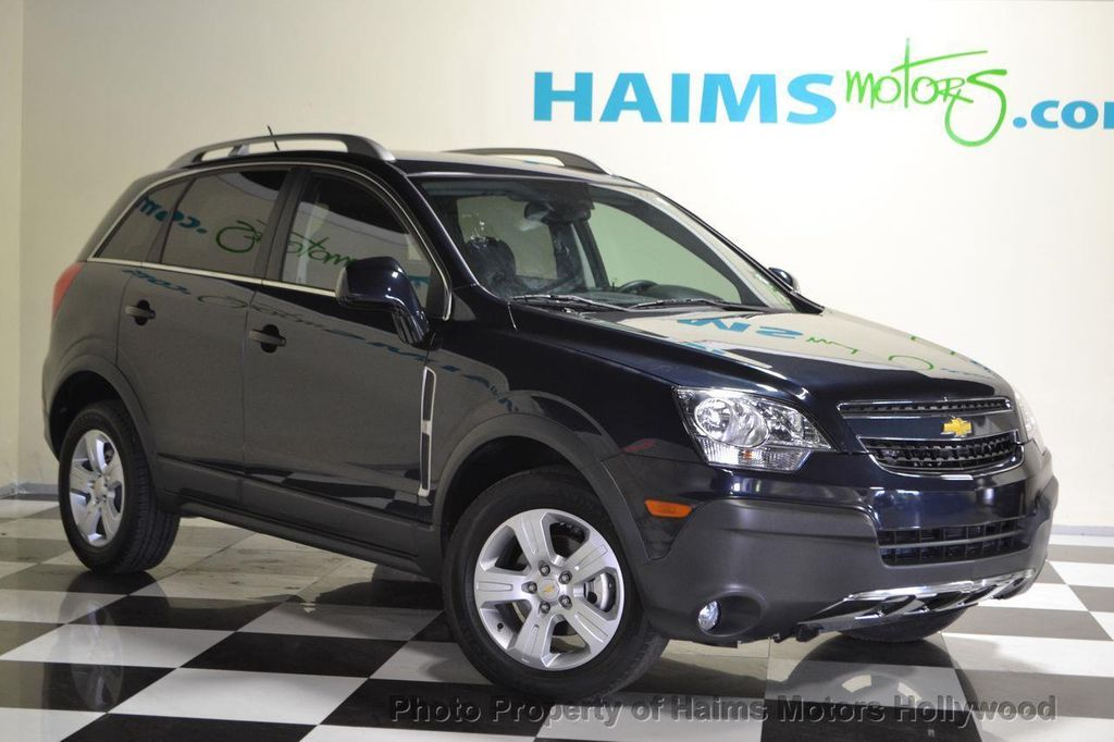 2014 used chevrolet captiva sport fwd 4dr ls w 2ls at haims motors serving fort lauderdale. Black Bedroom Furniture Sets. Home Design Ideas
