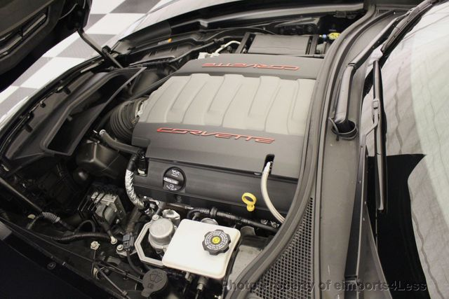 2014 Chevrolet Corvette CERTIFIED CORVETTE 2LT ZF1 CAMERA NAVIGATION - 18051539 - 18