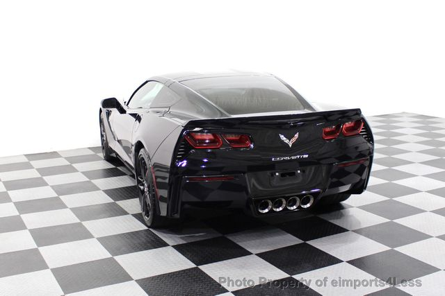 2014 Chevrolet Corvette CERTIFIED CORVETTE 2LT ZF1 CAMERA NAVIGATION - 18051539 - 30