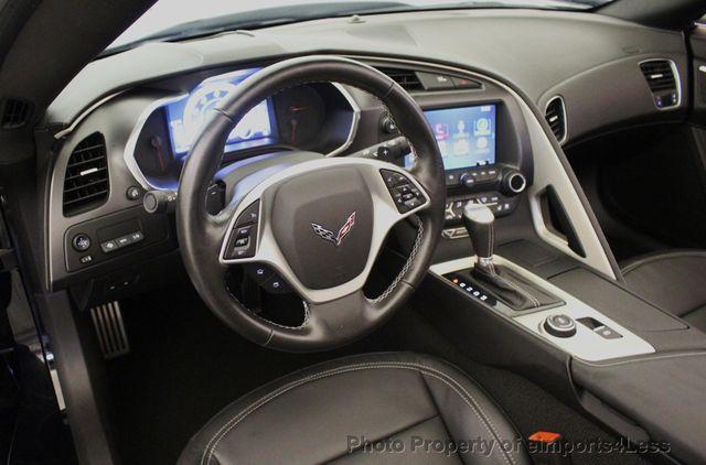 2014 Chevrolet Corvette CERTIFIED CORVETTE 2LT ZF1 CAMERA NAVIGATION - 18051539 - 33