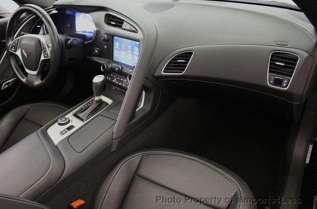2014 Chevrolet Corvette CERTIFIED CORVETTE 2LT ZF1 CAMERA NAVIGATION - 18051539 - 35