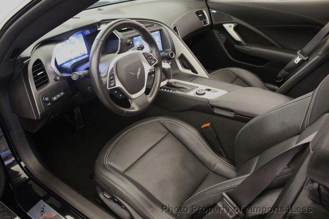 2014 Chevrolet Corvette CERTIFIED CORVETTE 2LT ZF1 CAMERA NAVIGATION - 18051539 - 47