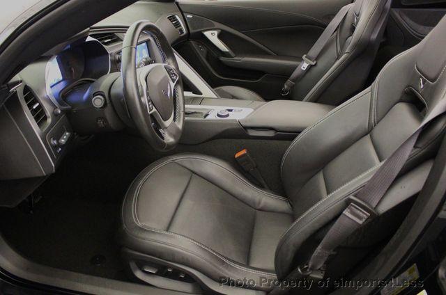 2014 Chevrolet Corvette CERTIFIED CORVETTE 2LT ZF1 CAMERA NAVIGATION - 18051539 - 5