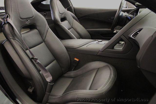 2014 Chevrolet Corvette CERTIFIED CORVETTE 2LT ZF1 CAMERA NAVIGATION - 18051539 - 6